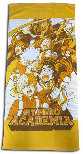 My Hero Academia Group Towel