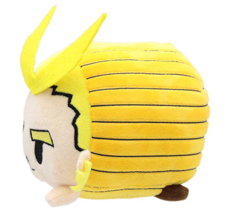 My Hero Academia - All Might (Yellow Pinstripe Suit Ver.) Mochibi Plush [CR Exclusive]