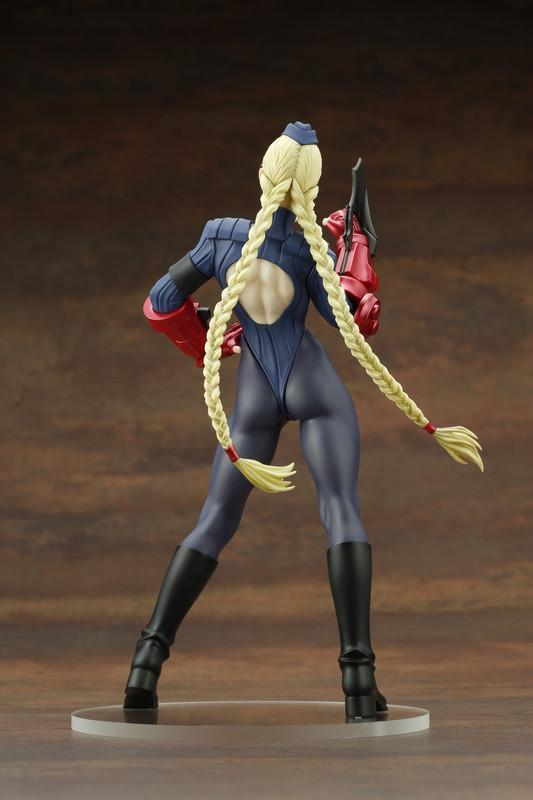 Decapre Bishoujo Statue - Street Fighter Alpha 3