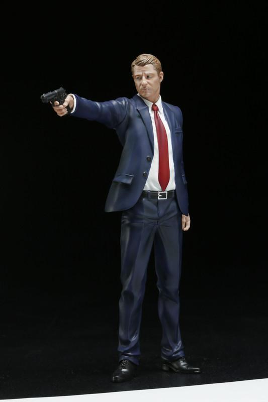 James 'Jim' Gordon ARTFX+ Statue - Gotham