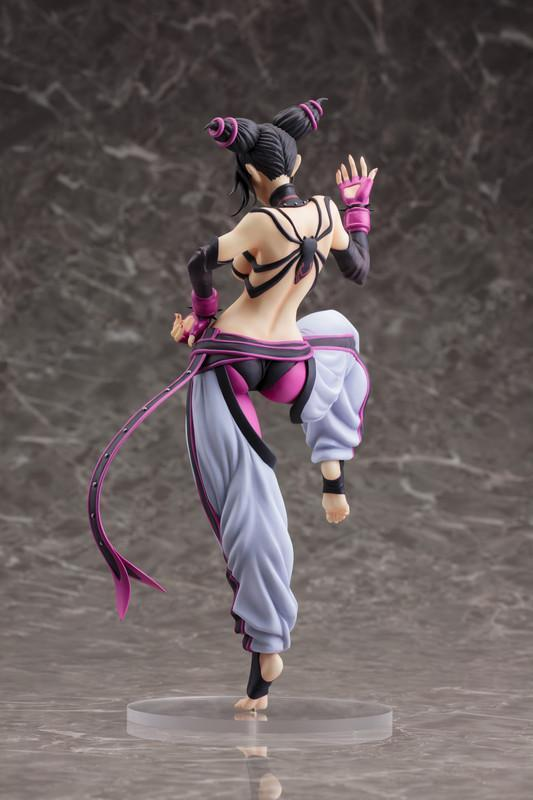 Juri Bishoujo Statue (Re-run) - Street Fighter