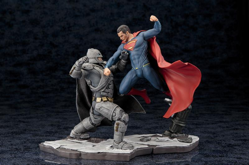 Superman ARTFX+ Statue - Batman v. Superman: Dawn of Justice