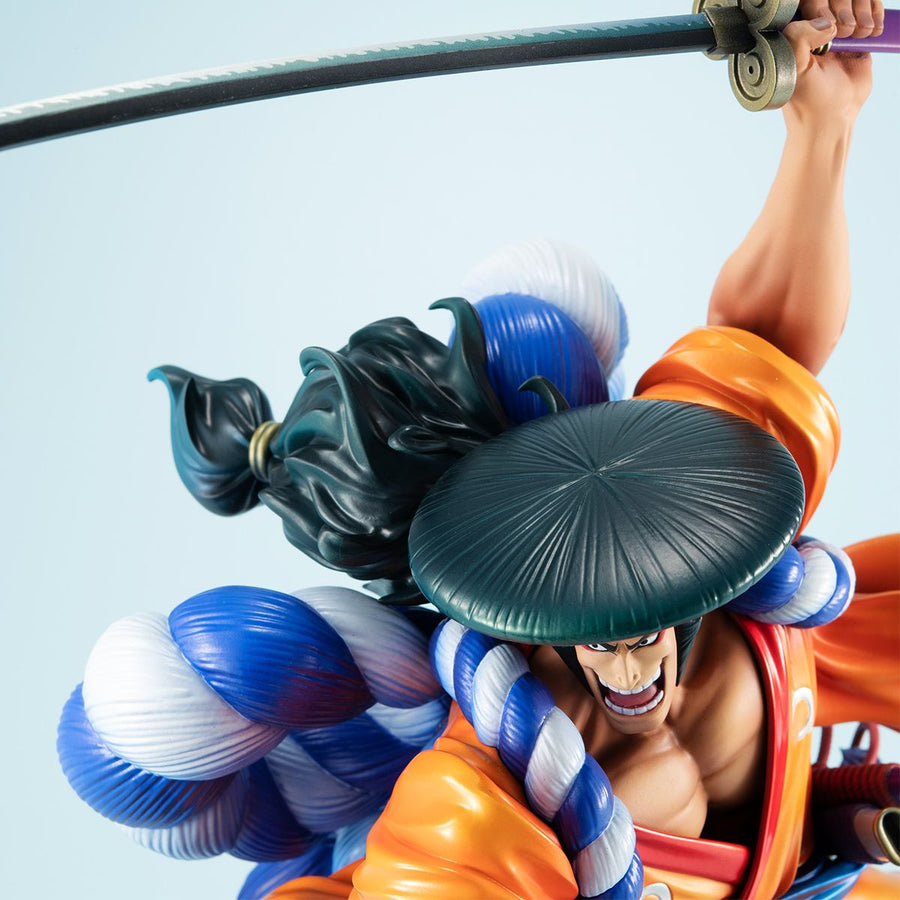 One Piece - Kozuki Oden Warriors Alliance Figure