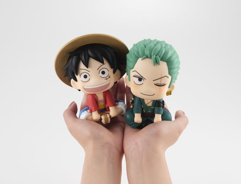 One Piece -  Roronoa Zoro Look up Series Chibi Figure