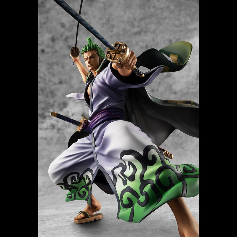 One Piece – Zorojuro Warriors Alliance Portrait of Pirates Figure