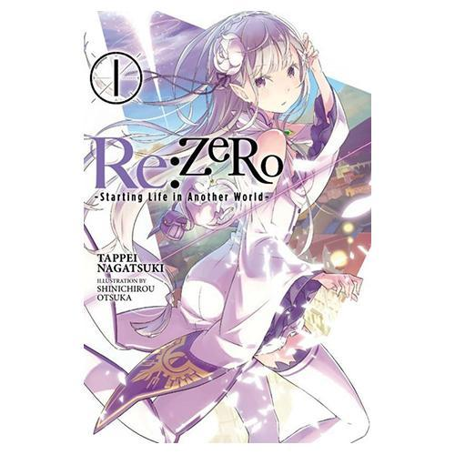 Re:ZERO Novel Volume 1