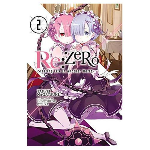 Re:ZERO Novel Volume 2