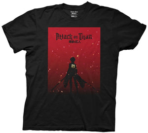 Attack on Titan Silhouette T-Shirt