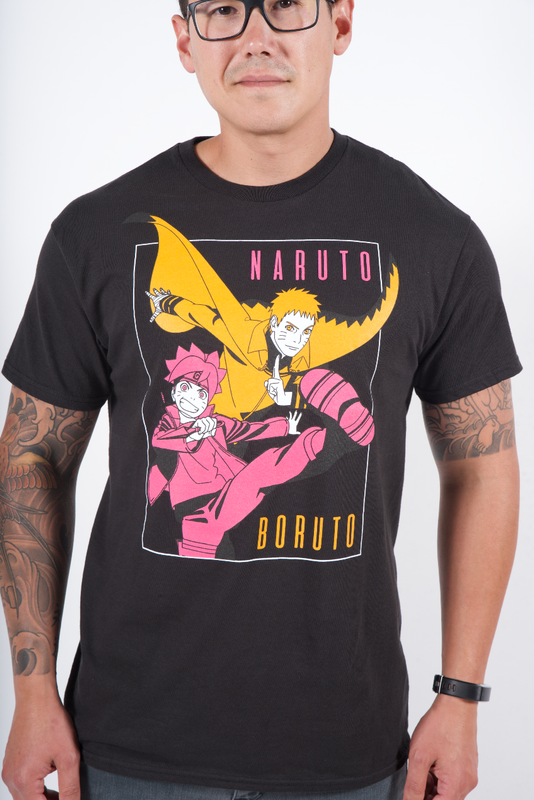 Boruto Father & Son Tee - CR Exclusive