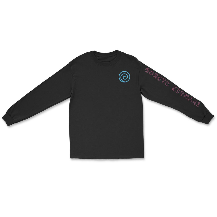 Boruto Wavy Long Sleeve - CR Exclusive