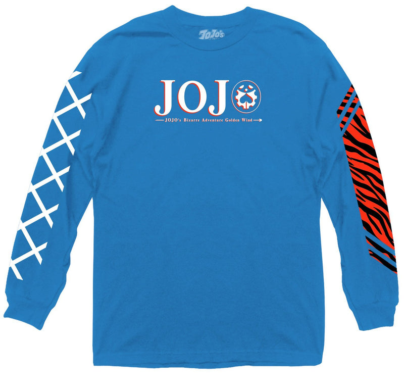 CR Loves: JoJo's Bizarre Adventure Guido Mista Long Sleeve
