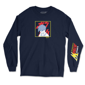 Gundam Wing Zero-One with Hero Long Sleeve