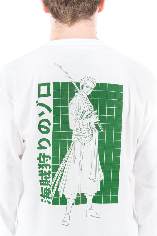 One Piece Three Sword Technique Long Sleeve - CR Exclusive