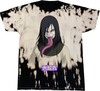Orochimaru Giant Tongue Short Sleeve T-Shirt