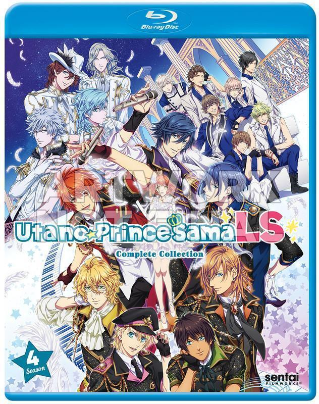 Utano Princesama: Legend Star Blu-Ray