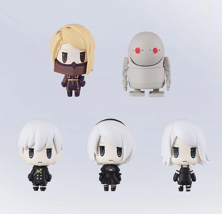 Trading Arts Mini - Nier Automata (Set of 10)