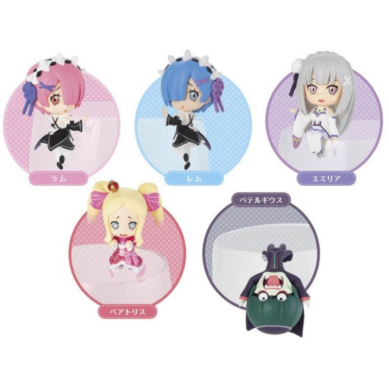 Re:Zero Starting Life in Another World - Putitto Vol. 2 (Set of 5)