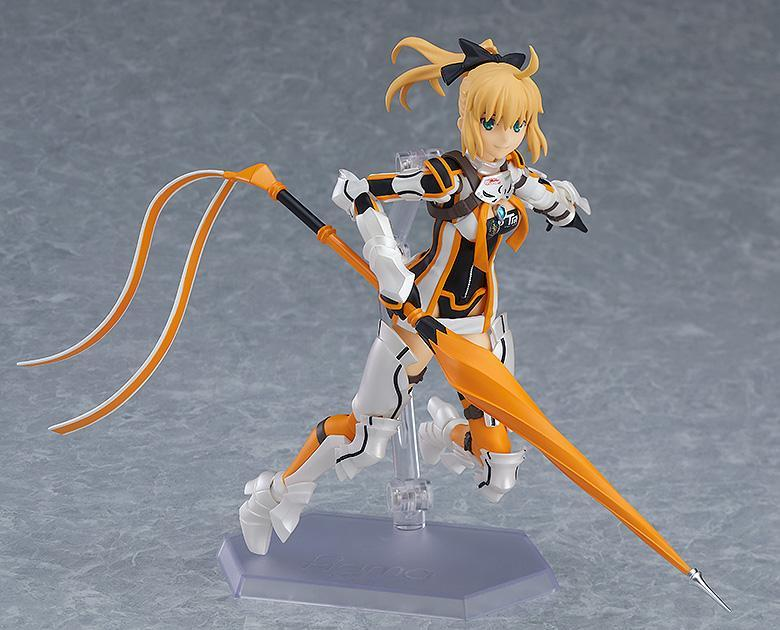 Fate Series - Altria Pendragon: Type-Moon Racing Figma