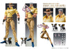 Jojo's Bizarre Adventure - Joseph Joestar & Iggy Figure  (Re-run)