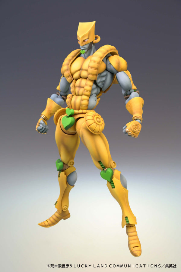 Jojo's Bizarre Adventure: Stardust Crusaders – The World Chozokado Action Figure