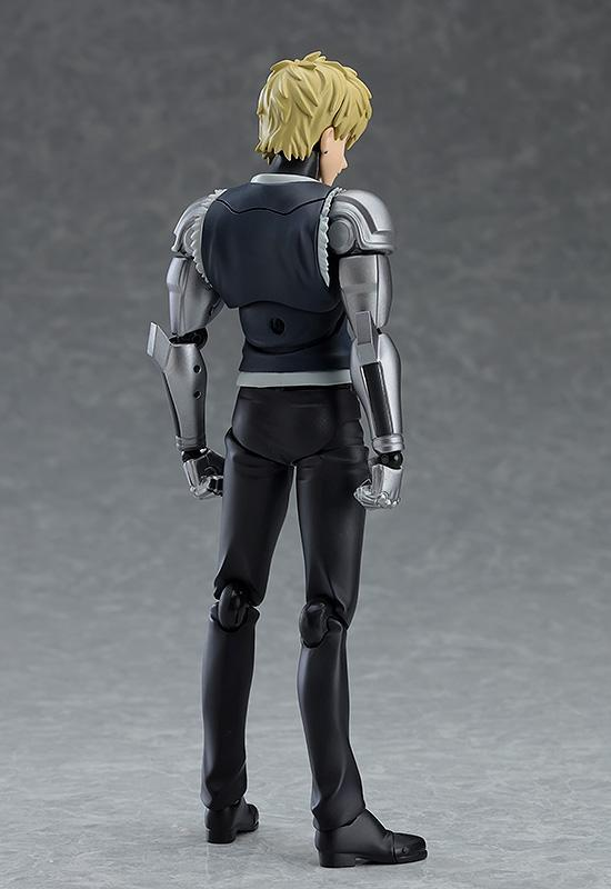 ONE-PUNCH MAN – Genos Figma