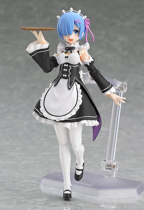 Re:ZERO Starting Life in Another World - Rem Figma (Re-run)