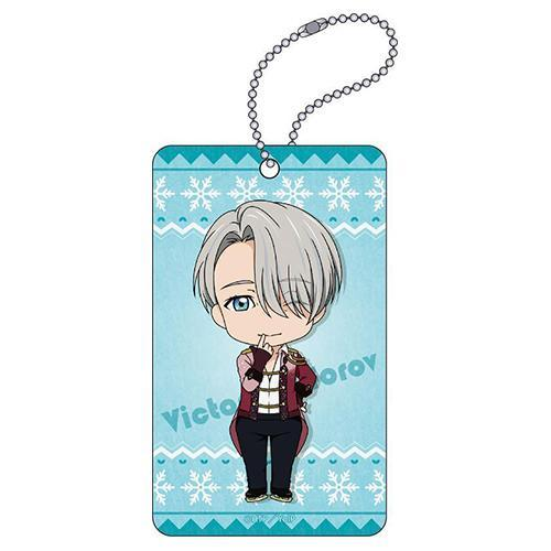 Yuri!!! on ICE Victor Nikiforov Acrylic Pass Case: Nendoroid Plus