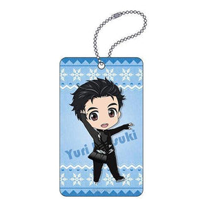 Yuri!!! on ICE Yuri Katsuki Acrylic Pass Case: Nendoroid Plus