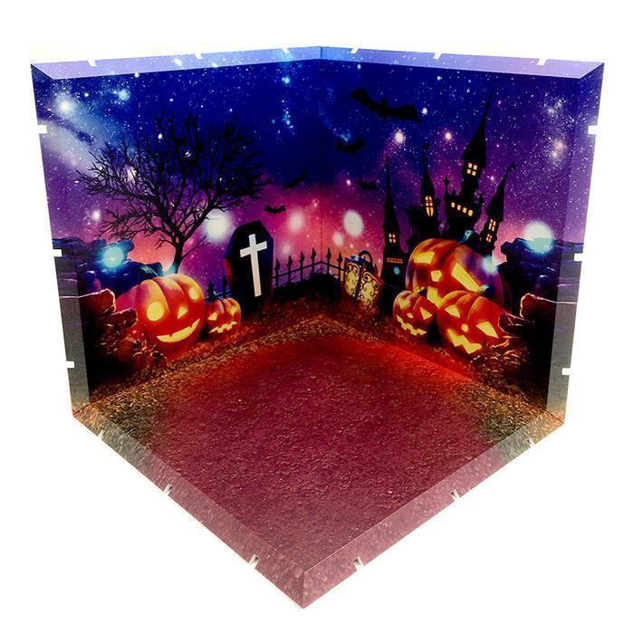 Dioramansion 150 (Halloween) Display Stand