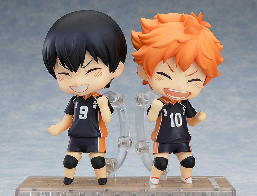 Haikyu!! -  Tobio Kageyama Nendoroid (4th re-run)