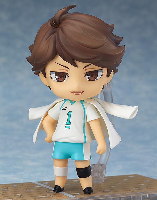 Haikyu!! - Toru Oikawa Nendoroid (2nd re-run)
