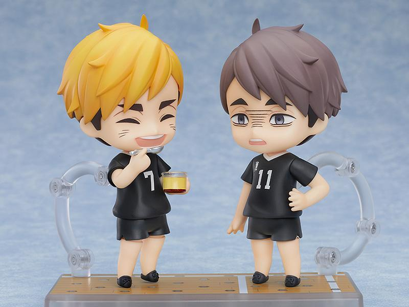 Haikyuu!!: To the Top - Osamu Miya Nendoroid