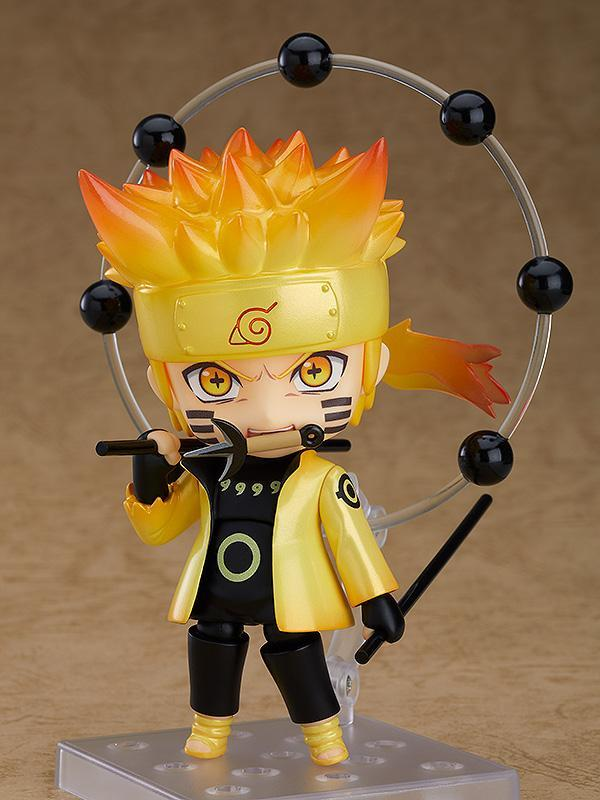 Naruto Shippuden - Naruto Uzumaki: Sage of the Six Paths Ver. Nendoroid