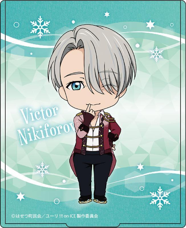 Yuri!!! on ICE Compact Mirror: Victor Nikiforov