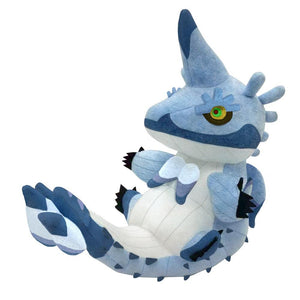 Monster Hunter Chibi - Wind Serpent Ibushi Plush