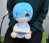 Re:Zero - Rem Pajamas Prize Plush