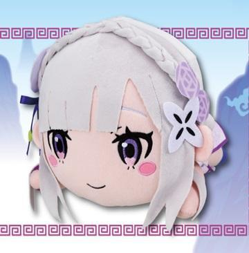 Re:Zero Starting Life in Another World - Emilia 15-Inch Lay Down Plush