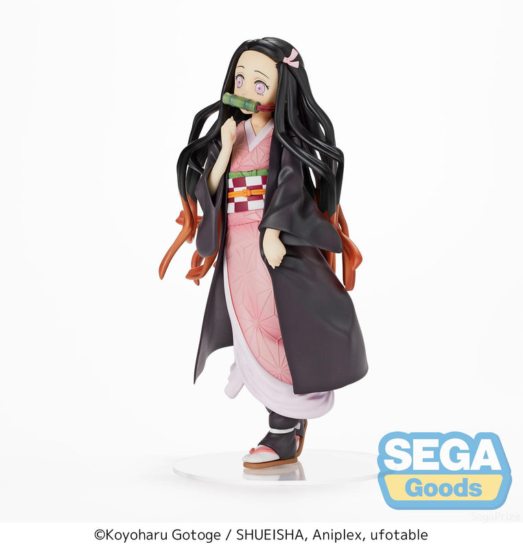 Demon Slayer: Kimetsu no Yaiba - Nezuko Kamado SPM Figure