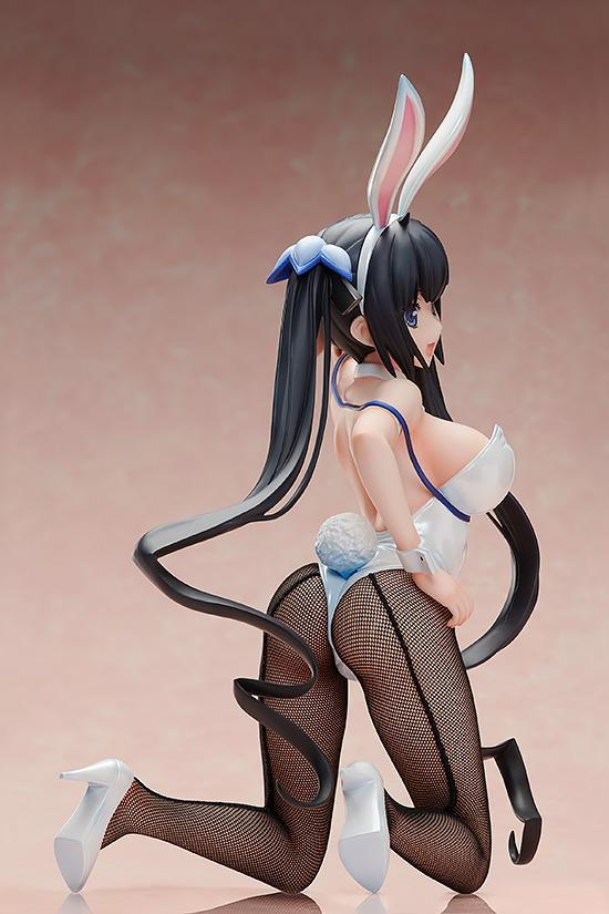 Is It Wrong to Try to Pick Up Girls in a Dungeon? -  Hestia Bunny Ver. 1/4 Scale Figure