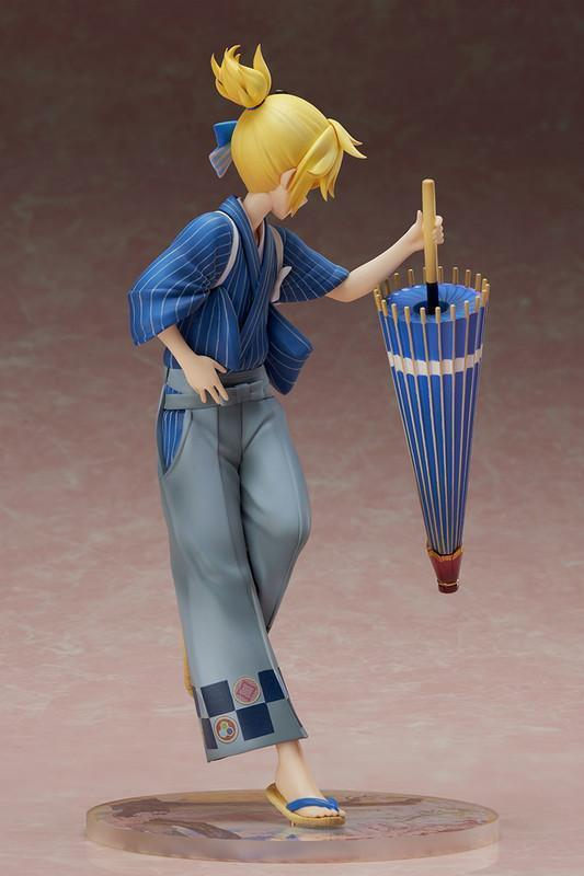 Kagamine Len: Hanairogoromo Version 1/8 Scale Figure - Character Vocal Series