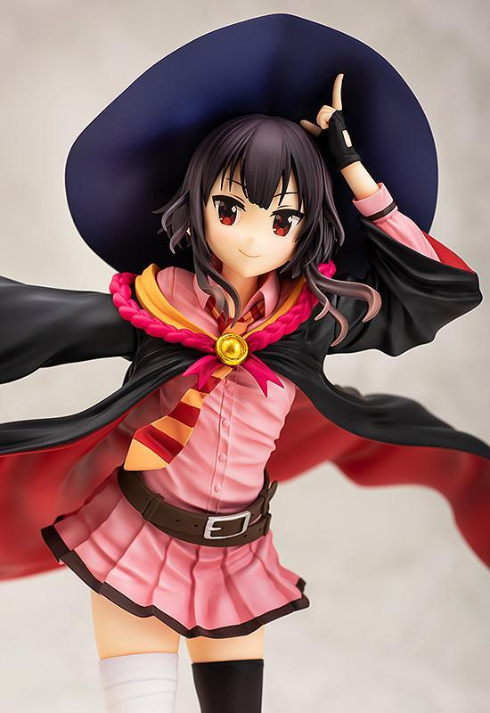 Konosuba! - Megumin School Uniform Ver. 1/7 Scale Figure
