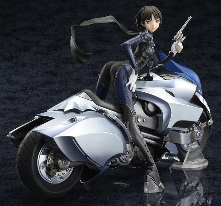 Makoto Niijima Phantom Thief ver. with Johanna 1/8 Scale Figure - Persona 5