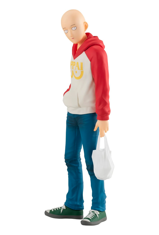 One-Punch Man -Saitama: OPPAI Hoodie Ver. Pop Up Parade Figure
