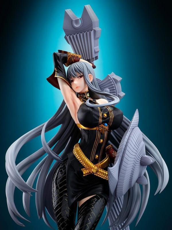 Selvaria Bles -Battle mode- 1/7 Scale Figure - Valkyria Chronicles