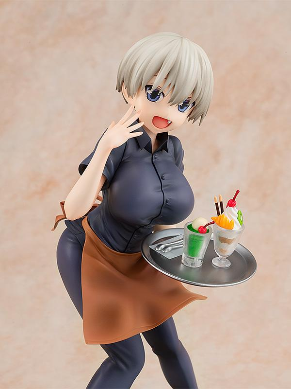 Uzaki-chan Wants to Hang out! - Hana Uzaki 1/7 Scale Figure (Manga Cafe Asia Ver.)