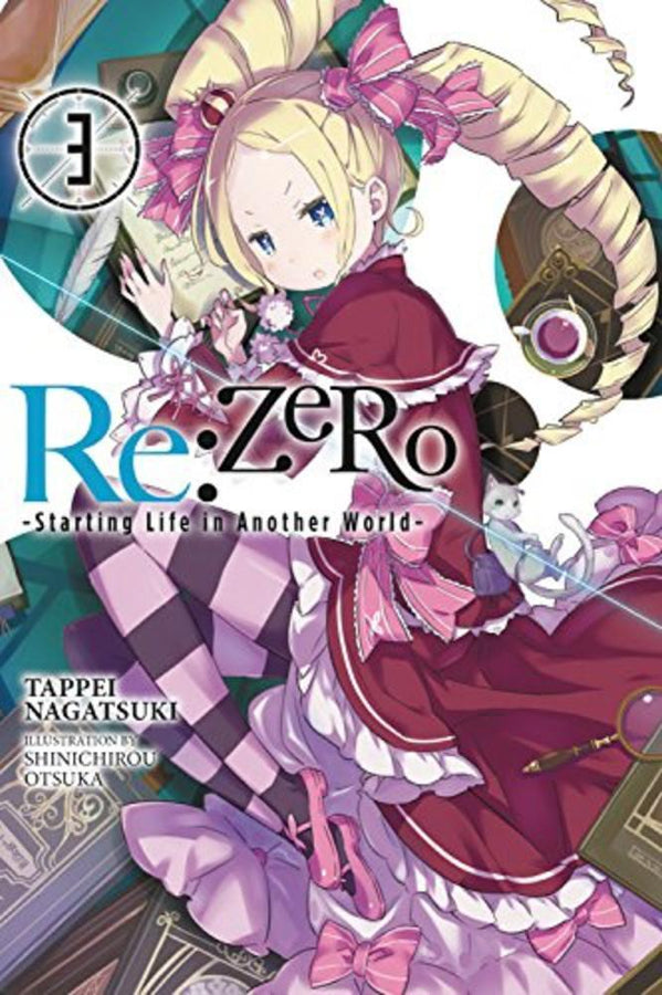 Re:ZERO Novel Volume 3