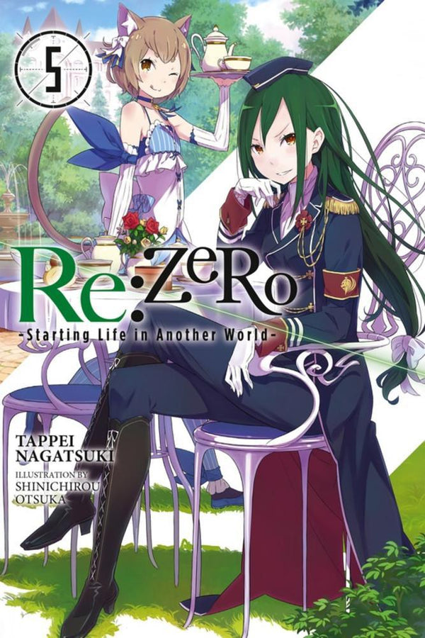 Vol. 5 - Re:ZERO Starting Life In Another World Novel
