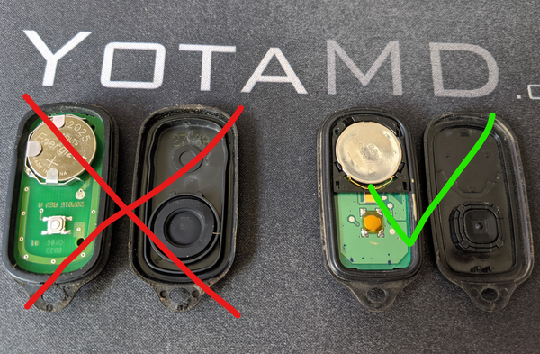 YotaMD Remote 4Runner