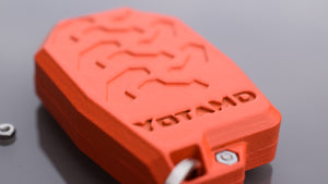YMDT - Toyota 2 Button Trapezoid - RS3000
