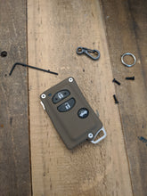 Load image into Gallery viewer, YMD2 - 3 Button withOUT PANIC - Titanium Banded Toyota Keyless Start Remote Kit